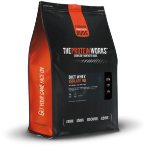 Whey Protein Isolate 90 - The Protein Works™ (UK)