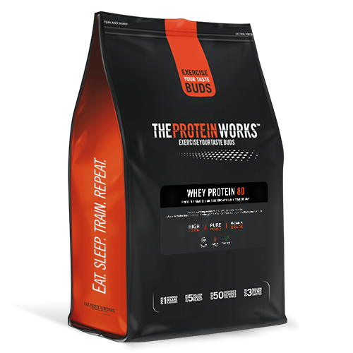 Whey Protein 80 - The Protein Works™ (UK)
