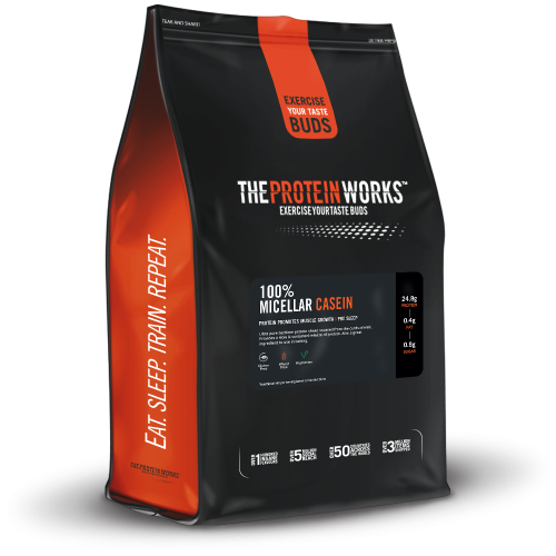 Micellar Casein - The Protein Works™ (UK)